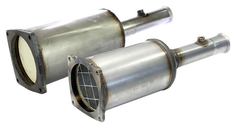 DPF filter pri dizelskih vozilih