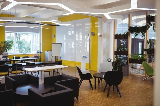 Napredna vrata za poslovne prostore