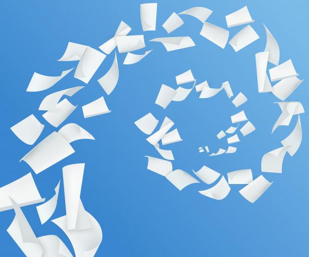 tisk na kuverte